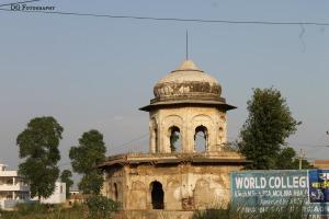 Sethani Ki Chhatri View